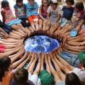 Greenest School on Earth Green School Bali:  We learn from nature