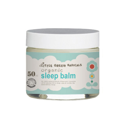 From nappies to sleep:  Organic baby balms from Little Green Radicals