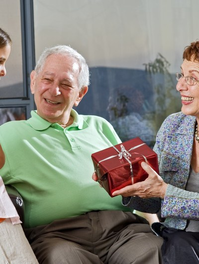 Five Fun Gift Ideas For The Grandparents This Holiday Season