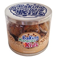 Baking Memories 4 Kids:  Cookies for Children with Life-Threatening Illnesses