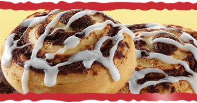 Do you make homemade cinnamon rolls?