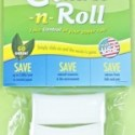 Control-n-Roll:  Simple idea to save paper towels and toilet paper!
