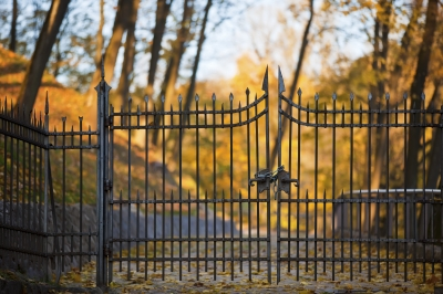 Four Benefits of Security Gates