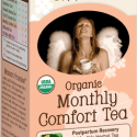 Earth Mama Angel Baby Organics:  Teas for Mama and Body Wash for Baby