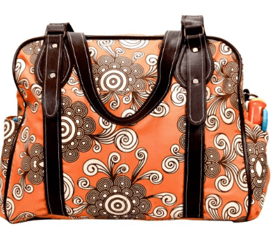Fun and fashionable diaper bags by House of Botori