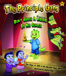 New Children's Literature: The Principle Gang Targets Bullying