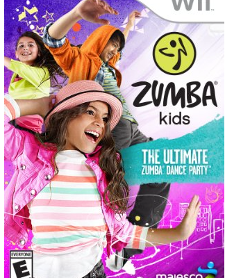 New Year's Family Fitness Resolutions: Zumba Kids The Ultimate Zumba Dance Party