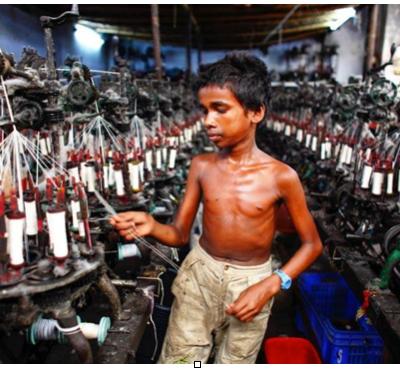 Toxic Fashion and Modern Human Slavery