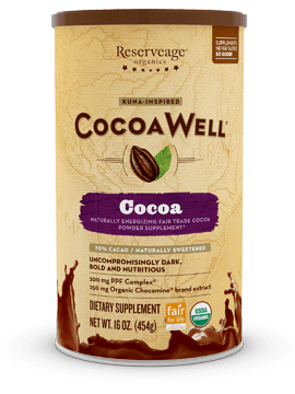 The cardiovascular health benefits and history of cocoa
