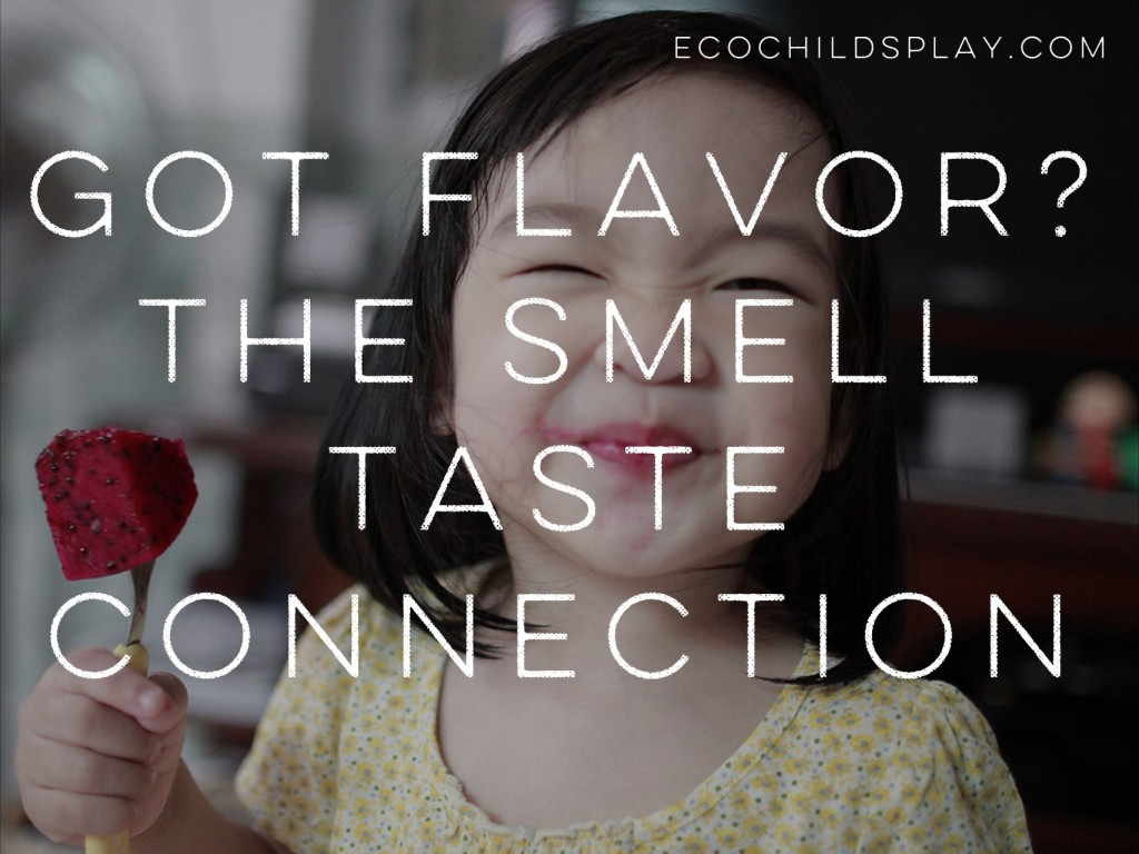 smell taste connection
