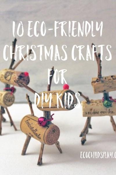 eco-friendly Christmas crafts