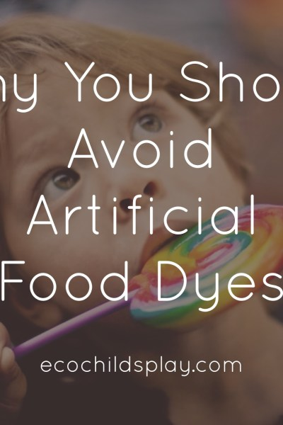 artificial food dyes