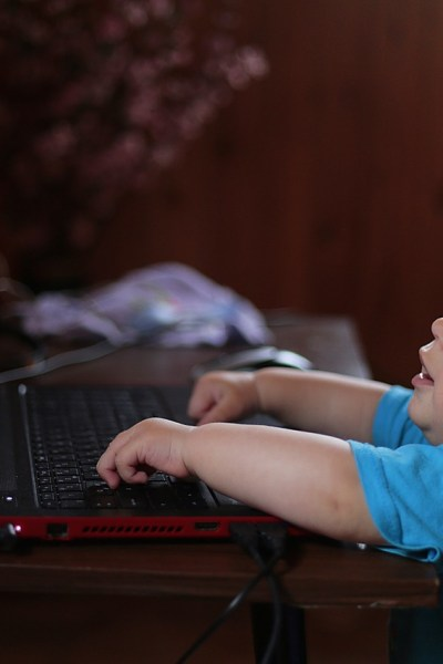 Kids & Technology:  How much screen time is too much?