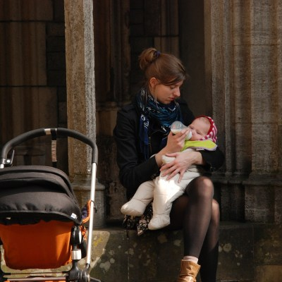 Baby Essentials That Aren't, Part 3: Strollers