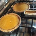 Dairy-Free Pumpkin Pie Recipe Made from Real Pumpkin