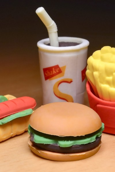 Fast Food Makes Kids Stupid