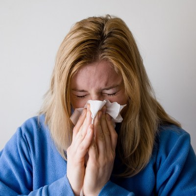 This is How to Cure a Stubborn Stuffy Nose