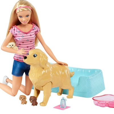 Beware of This Stupid, No Good Toy from Barbie and Her Dog