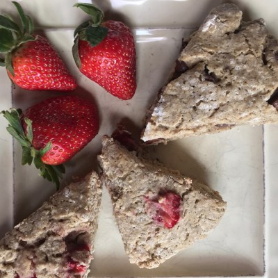 The Absolute Best Gluten Free Vegan Scone Recipe