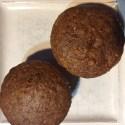 gluten free vegan carrot cake muffins