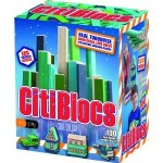 colored citiblocks