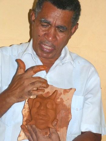 Panamanian artisan