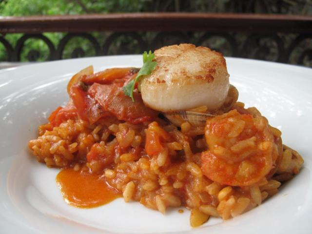 Seafood Panamanian Jambalaya