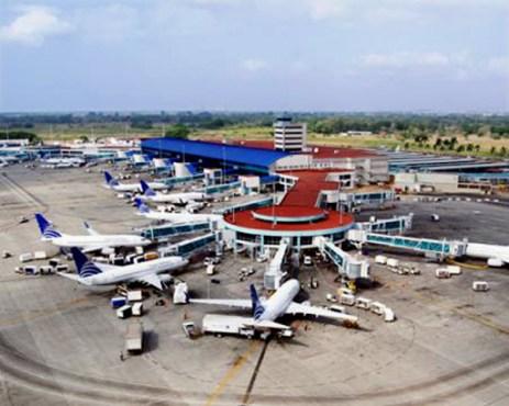 Tocumen international airport gates