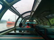 transcontinetnal train