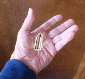 5. a sliver bullet