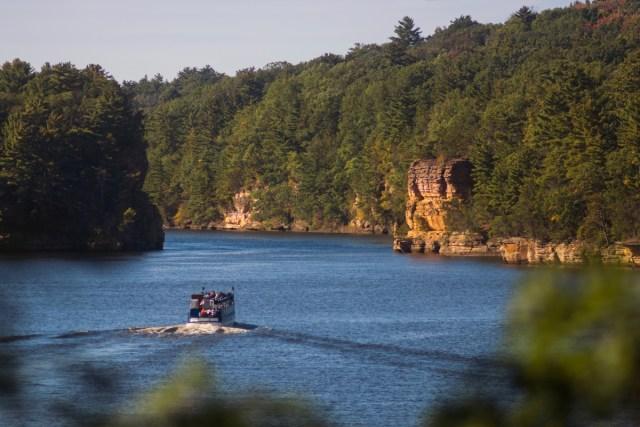 Car Free Journey Wisconsin Dells Wisconsin Ecocities Emerging