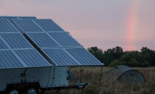 """EnergyCamp–Київ продемонструє потенціал """"зеленого"""" бізнесу. В польових умовах."""