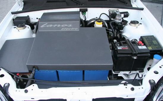 Електромобіль Lanos фургон Електро.