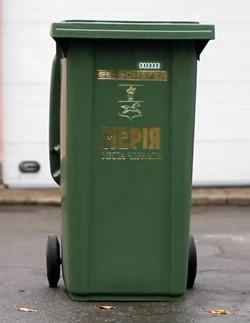 Черкаси запроваджують сучасну систему роздільного збору відходів
