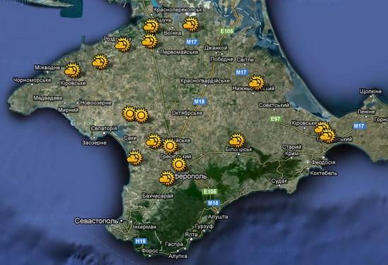 В Криму розвивають проекти будівництва сонячних електростанцій потужністю сотні мегаватт