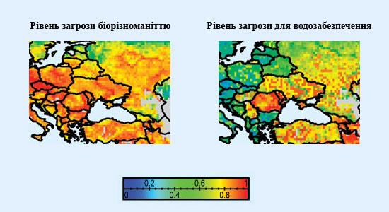 Річкові системи України також під загрозою