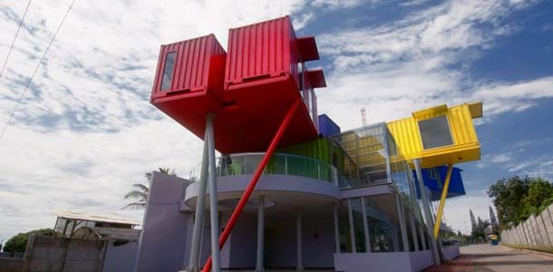 Shipping Container Buildings Asia Eco Container Home Shipping