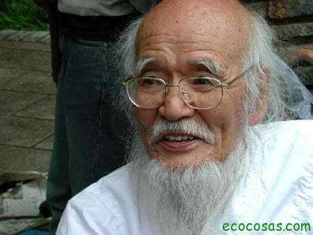 fukuoka masanobu sembrar con el alma Para vivir en la tierra (Documental)