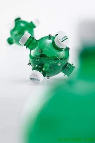 hucha botella plastico Ideas para reciclar botellas de plástico