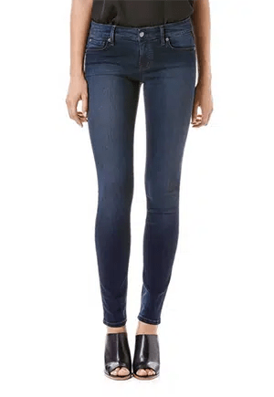 Eco-friendly jeans // made in the USA, Tencel