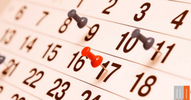 calendario lavori parlamento