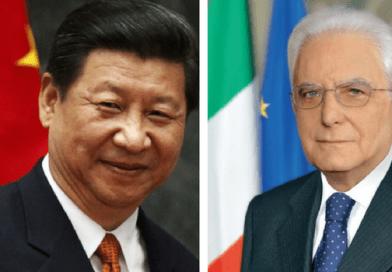 Mattarella in Cina per accordi da 5 miliardi di euro