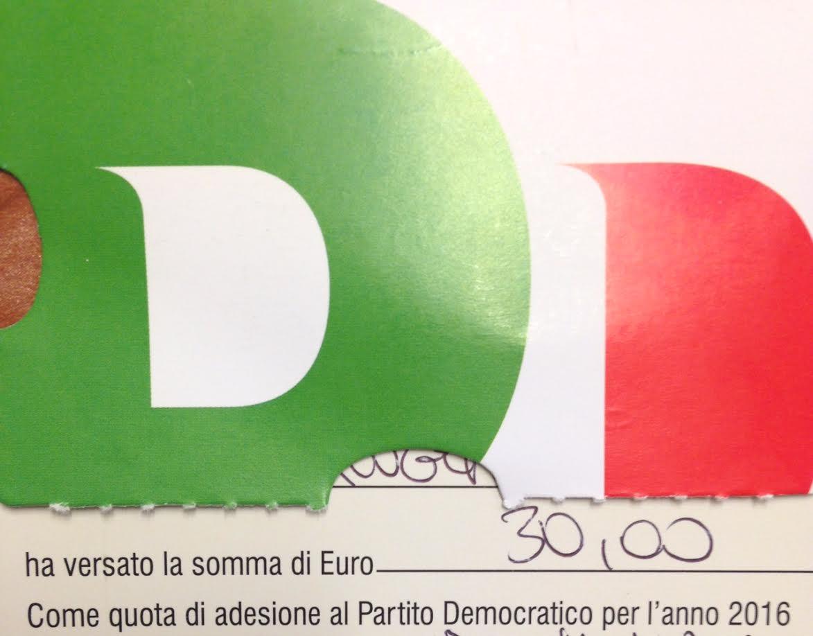 Primarie,Emiliano:col voto Renzi a casa
