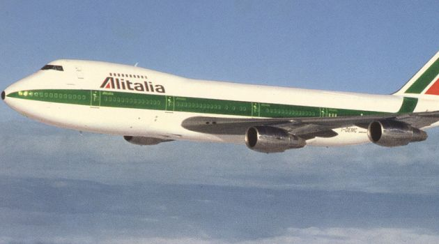 13.aereo.Alitalia
