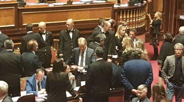 Decreto fiscale. Il Senato rinnova la fiducia al Governo. Testo ora alla Camera