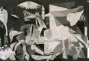 Guernica, icona di pace: al Senato esposto il cartone che ha ispirato Picasso