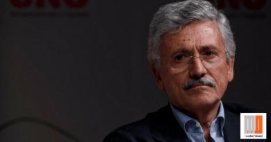 """D'Alema spiazza LeU: """"Così danneggia Grasso""""."""