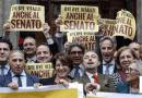 Vitalizi, anche il Senato vota per l'abolizione