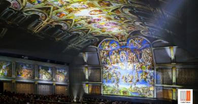 """""""Giudizio Universale"""": All'Auditorium Conciliazione di Roma """"uno spettacolo unico al mondo"""""""