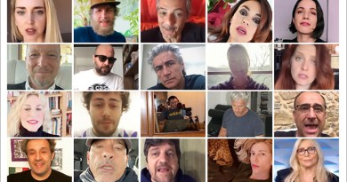 #iorestoacasa: parte la campagna social degli artisti contro il virus